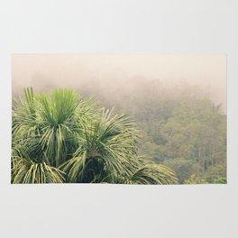 Rainforest Fog Rug