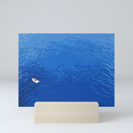 Italian Sea Mini Art Print