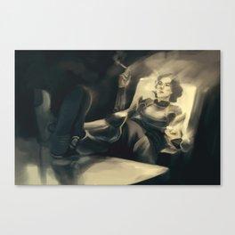 Lin Bei Fong Canvas Print
