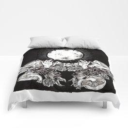 """""""Harvest Moon"""" Comforters"""