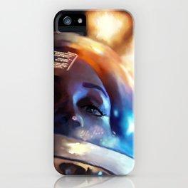 Spacewalker iPhone Case