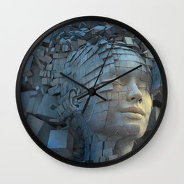 Dissolution of Ego Wall Clock