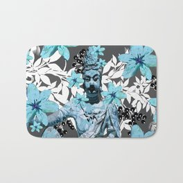 CHINA ANTIQUITIES YESTERDAY AND TODAY Bath Mat