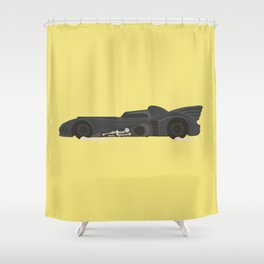 1989 Shower Curtain