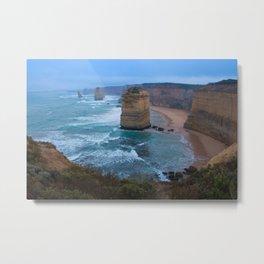 Australian Coastline 1 Metal Print