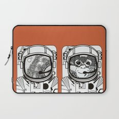 Searching for human empathy Laptop Sleeve