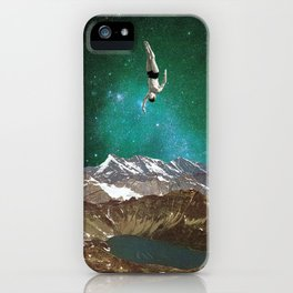 Forgot I was here iPhone Case