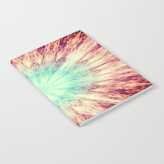 Mandala Glow Notebook