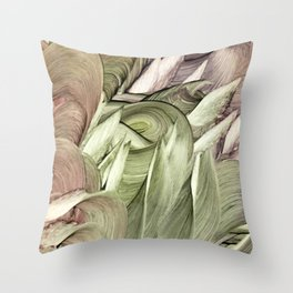 Echidna Throw Pillow