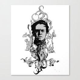 Emma Circles Canvas Print