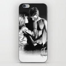 Sarah and Kyle iPhone & iPod Skin