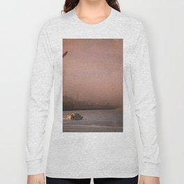 Seattle Morning Long Sleeve T-shirt