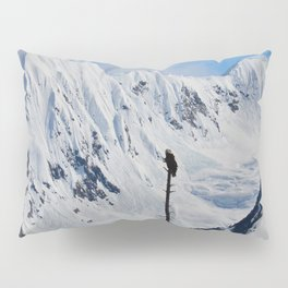 Perch With A View - I Pillow Sham