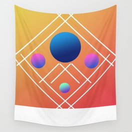 Gradient Wall Tapestry
