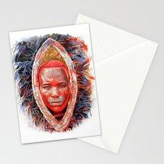 MAASAI Stationery Cards