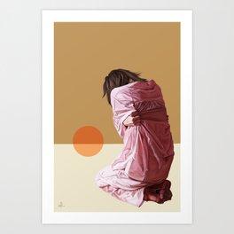 Late Evening Art Print