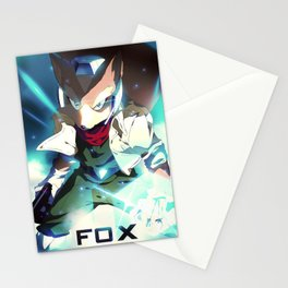 Melee | Fox Stationery Cards