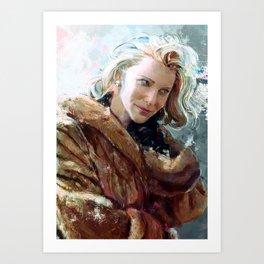 Carol Aird Art Print