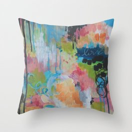 Oh What a day Throw Pillow