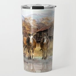 High Country Hideaway Travel Mug
