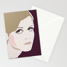 Baby I'm a Star Stationery Cards