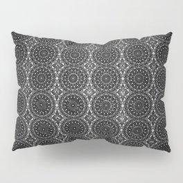 INSIDE OUT/Black&White Pillow Sham