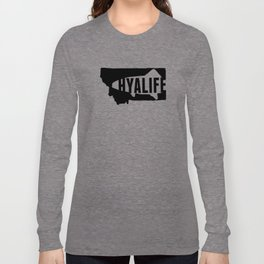 Hyalife Trout Montana  Long Sleeve T-shirt