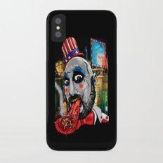 Killer Circus iPhone X Slim Case