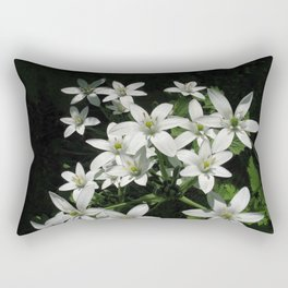 Star of Bethlehem Rectangular Pillow