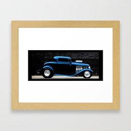 1932 Ford Hot Rod  Framed Art Print