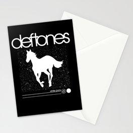 Deftone White Pony Stationery Cards