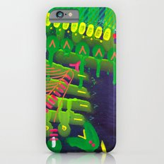 Wave green Slim Case iPhone 6s