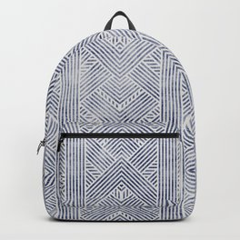 AMAI GEO DENIM Backpack