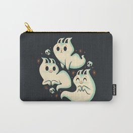 Ghost Cats Carry-All Pouch