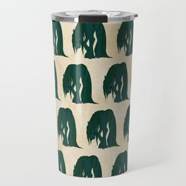 Kelpie Pattern Travel Mug