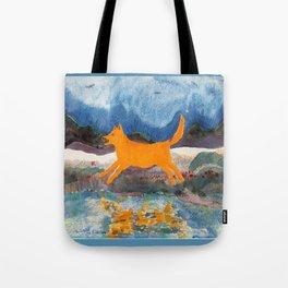 Banjo the Wonder Dog Tote Bag
