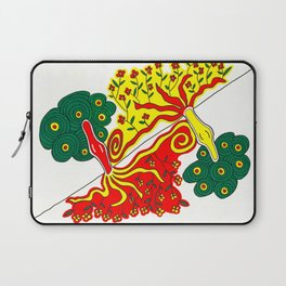 Rooted caress Laptop Sleeve