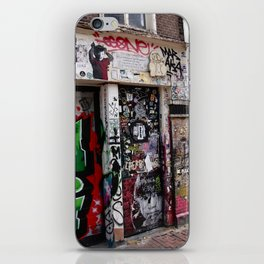 Wijesteeg (Centrum) II, Amsterdam iPhone Skin