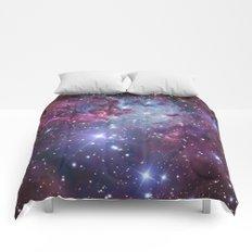 Nebula Galaxy Comforters