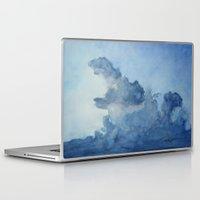 dinosaur Laptop & iPad Skins featuring Dinosaur by Tara de la Garza