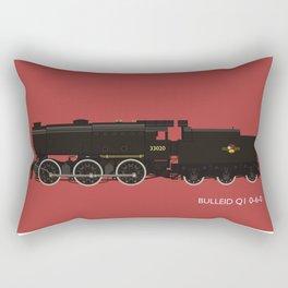 Bulleid Q1 0-6-0 Rectangular Pillow