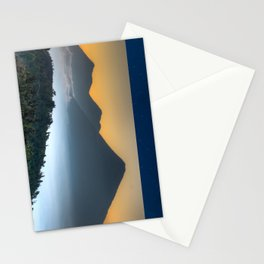Volcanic Sunset Stationery Cards