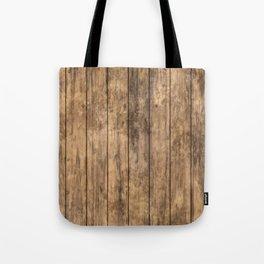 Grunge Wood Floor Pattern Tote Bag