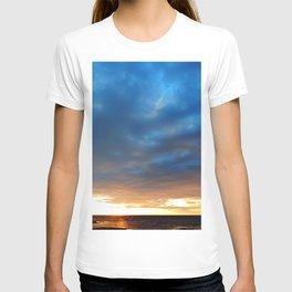 Heavy Cloud Over the Setting Sun T-shirt