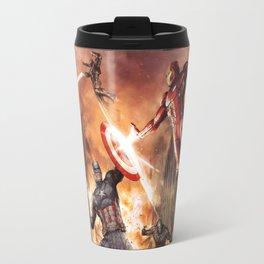Civil War Art Travel Mug