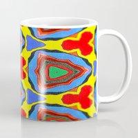 trippy Mugs featuring Trippy by EBC art