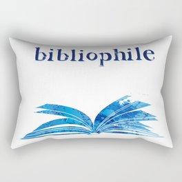Bibliophile Rectangular Pillow
