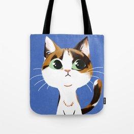 Cat Lover Tabby Cat Tote Bag