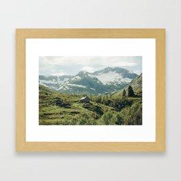 Norway VIII Framed Art Print