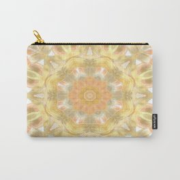Sunset Kaleidoscope Abstract Carry-All Pouch